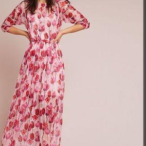 Eva Franco floral maxi dress